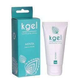 Lubrificante Kgel 60g Base d'água - Menta