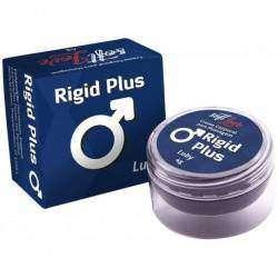 Rigid Plus Luby Pomada 4g - Excitante Masculino - Soft Love