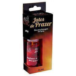 Jatos de Prazer 15ml Excitante - Soft Love