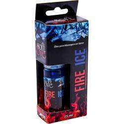 Fire & Ice Black Ice Jatos 15ml - Soft Love