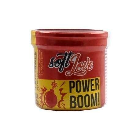 Soft Ball Função Triball Power Bom - Aquecimento Intenso c/ 3 unidades - Soft Love