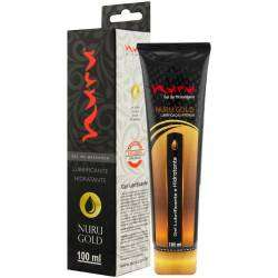 Nuru Gel Gold- Neutro - Bisnaga 115g - 100ml