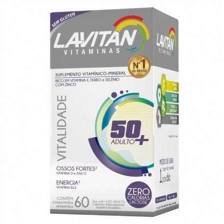 Lavitan Unhas e Cabelos 60 capsulas - CIMED