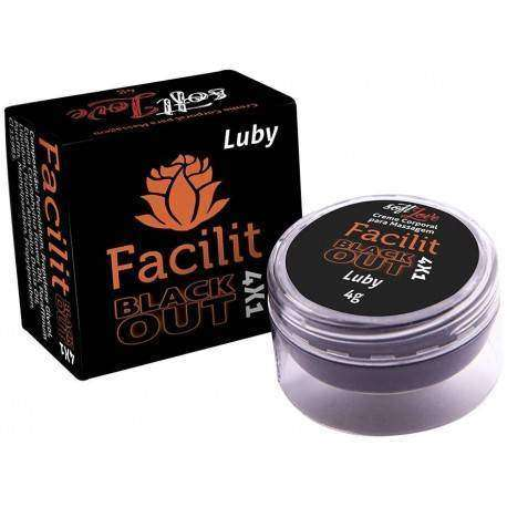 Lubrificante Anal Luby Facilit Pomada - 4g